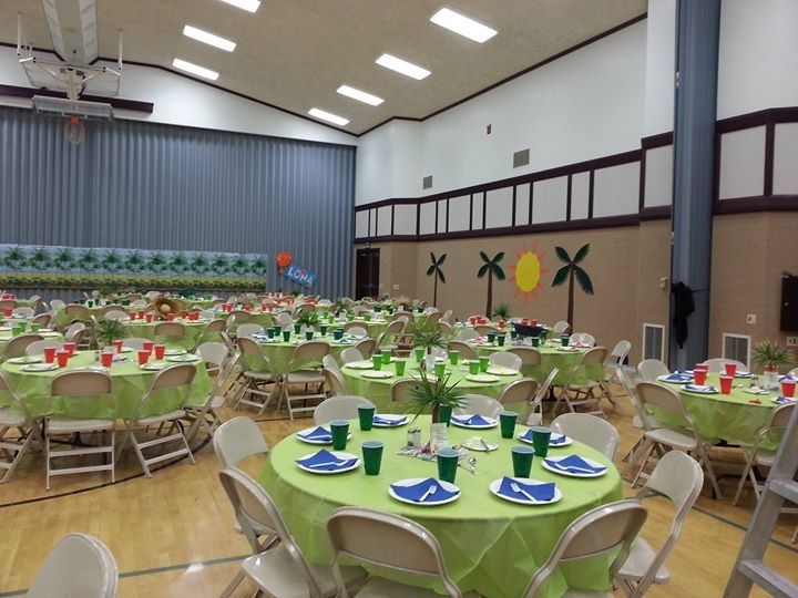 Cub Scout Christmas Party Ideas Part - 35: Christmas In Hawaii Ward Party.