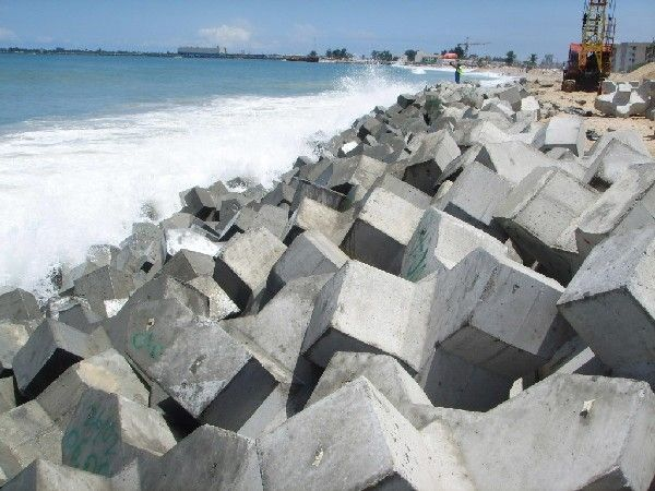 Seawall Construction Google Search Sea Wall Concrete Shoreline