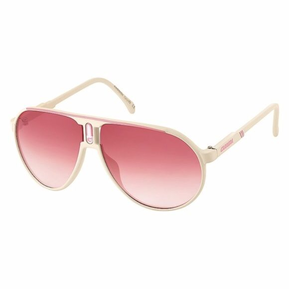 Carrera Champion Pink Aviators Carrera Champion Pink Aviators...PRICE IS FIRM Carrera Accessories Sunglasses