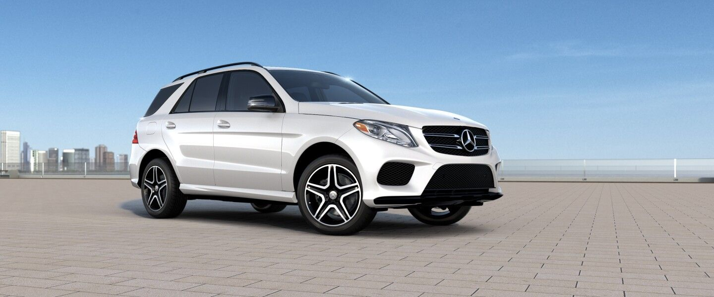 Build Your 2016 GLE300d 4MATIC SUV MercedesBenz Suv