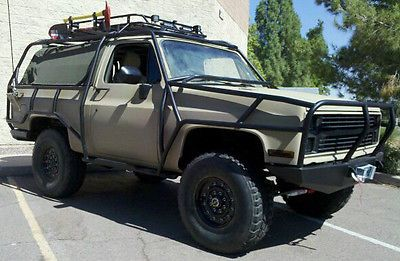 1986 Chevrolet Blazer For Sale In Mesa Arizona United States Chevy Blazer K5 Chevrolet Blazer Big Trucks