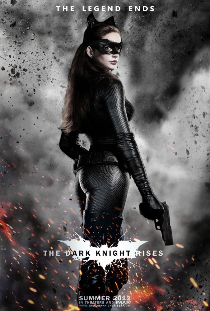 Anne Hathaway - Catwoman  Celeb Status  Catwoman, The -1239