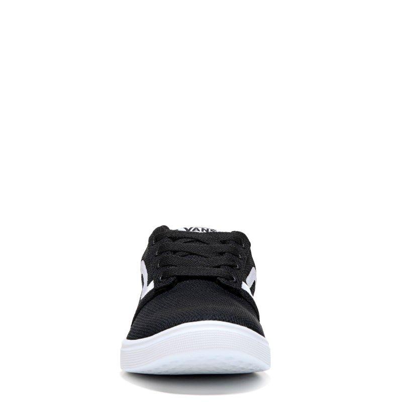 d735a4648e Vans Men s Chapman Lite Sneakers (Black White Mesh)