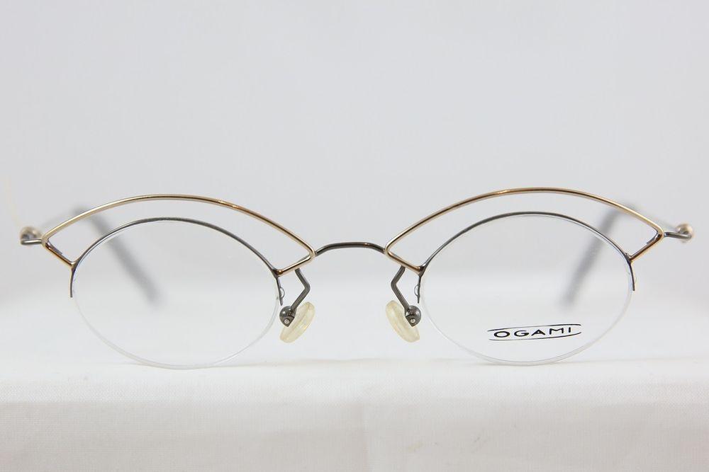 Great vintage ogami new nos eyeglasses brille! made in germany   Vintage