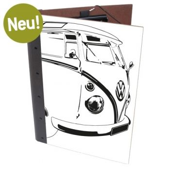 Werkhaus Shop - Mappe VW T1 - You are the artist