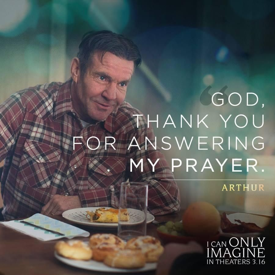 I can only imagine christian movies quotes imagination
