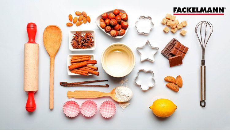 Fackelmann cocina bien equipada practicidad color y modernidad esta es la carta de - Utensilios de cocina originales ...