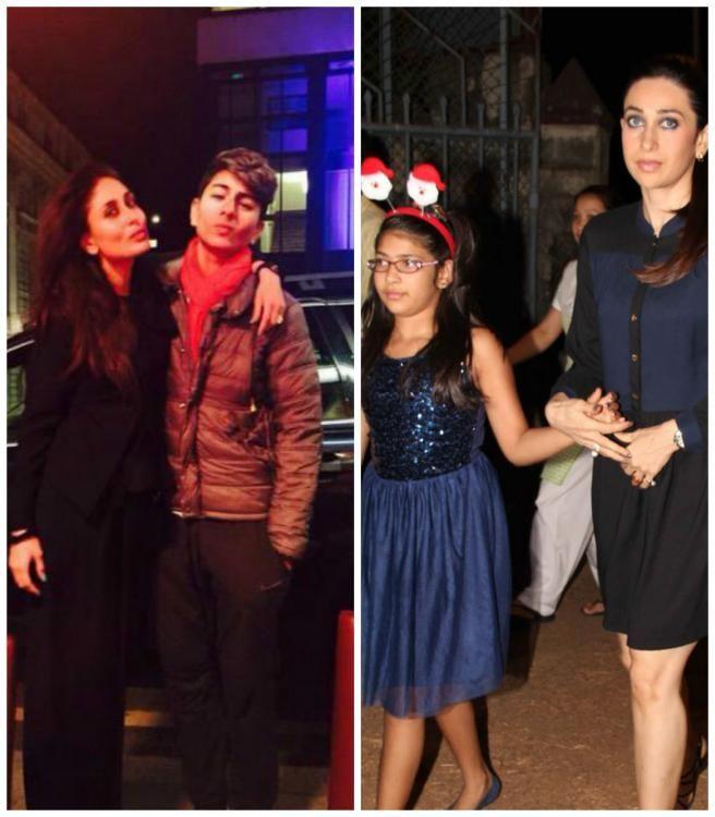 Karisma S Daughter Saif S Son Make Kareena Kapoor Proud Daughter Kareena Kapoor Celebs