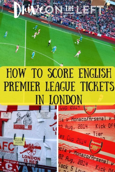 How To Score English Premier League Tickets For Tourists Visiting