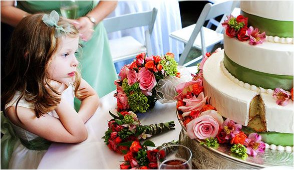 1er Lugar - The Cake, - 2007 BRIDES Magazine