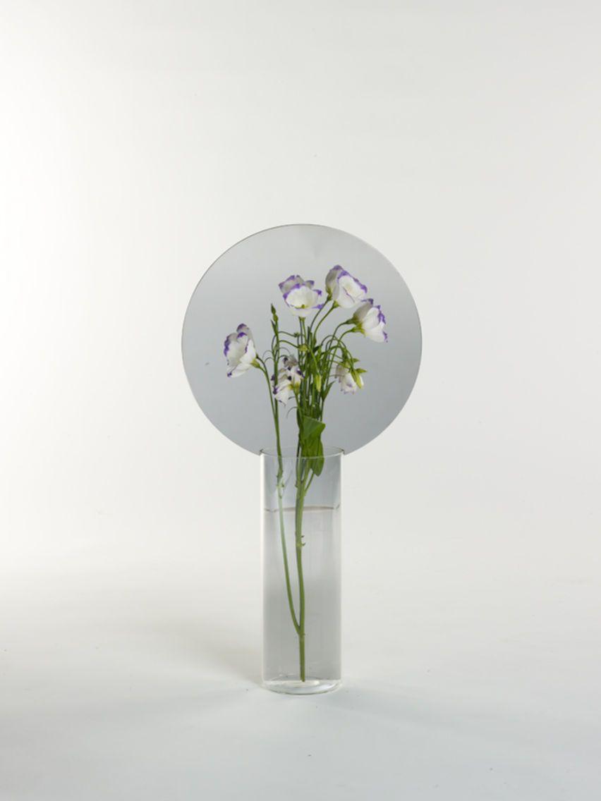 Mirrored flower vases flower vases mirrored flower vases reviewsmspy
