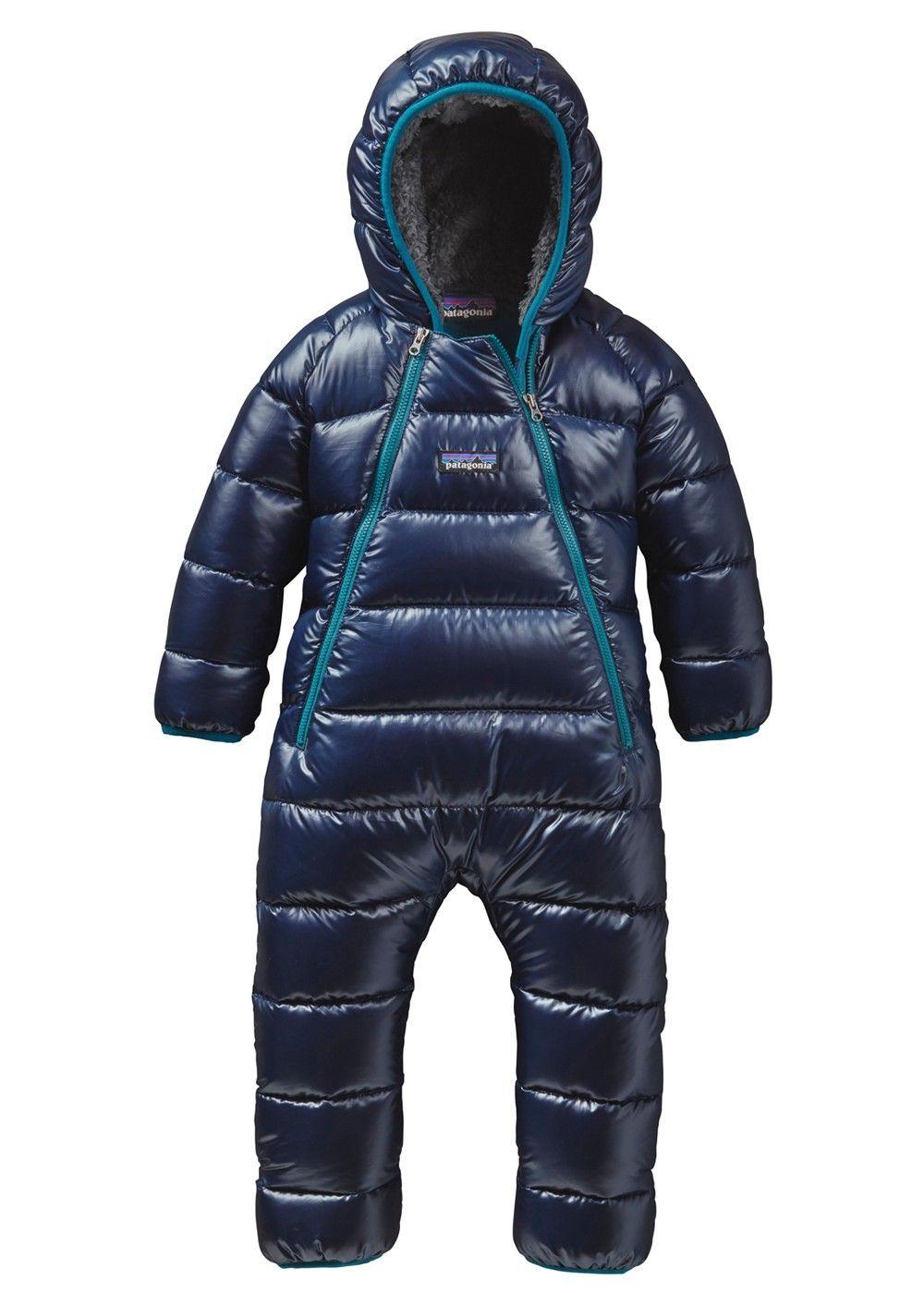 6ddef16e9 Patagonia Baby Hi-Loft Down Sweater Bunting
