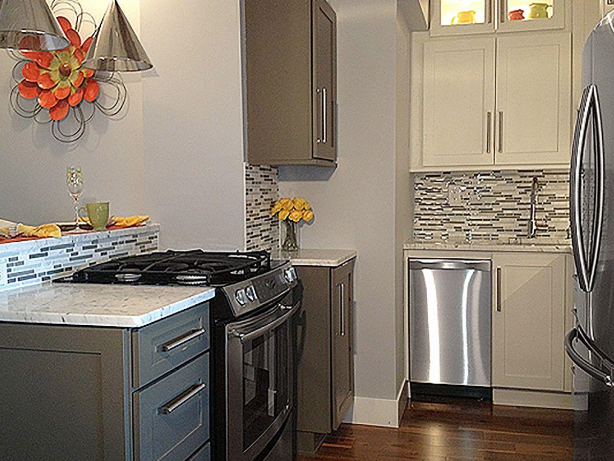 west new york kitchen renovation features cliqstudios rockford