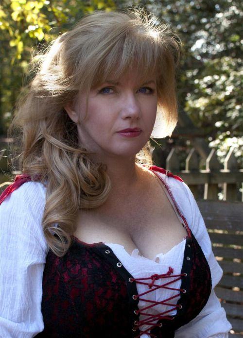 Renaissance Faire Boobs Festival Cleavage