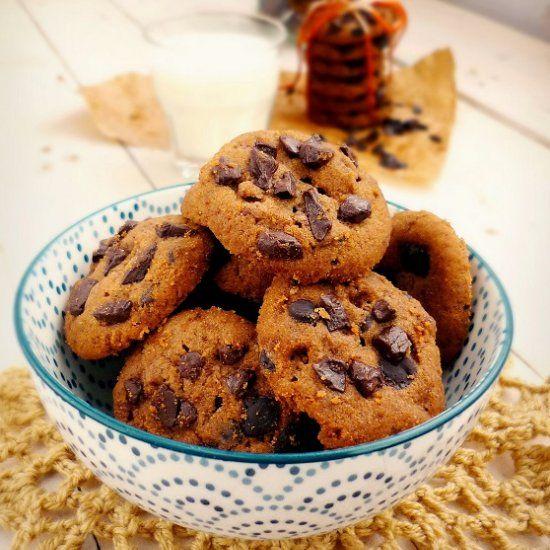 Resep Kue Kering Good Time Crunchy Double Chocolate Cookies Copycat Recipe Desserts Double Chocolate Cookies Choc Chip Cookies
