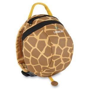 This adorable Animal Daysack adds a touch of fun to any day out. I love it because it allows the kid to play dress up as an animal with it little rain proof hood and storage space backpack. I want one of these for my son!