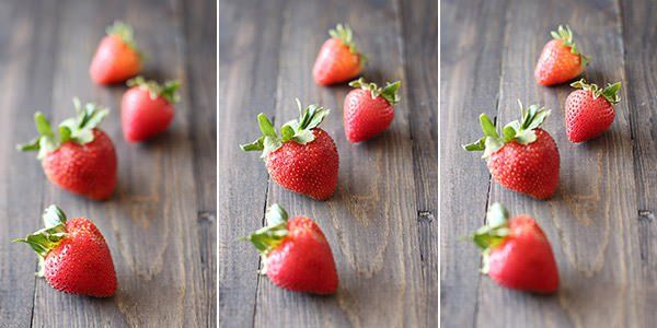 food photography styling handle the heat