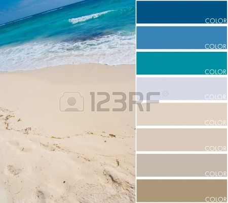 Stock Photo In 2020 Beach Background Coastal Color Palettes