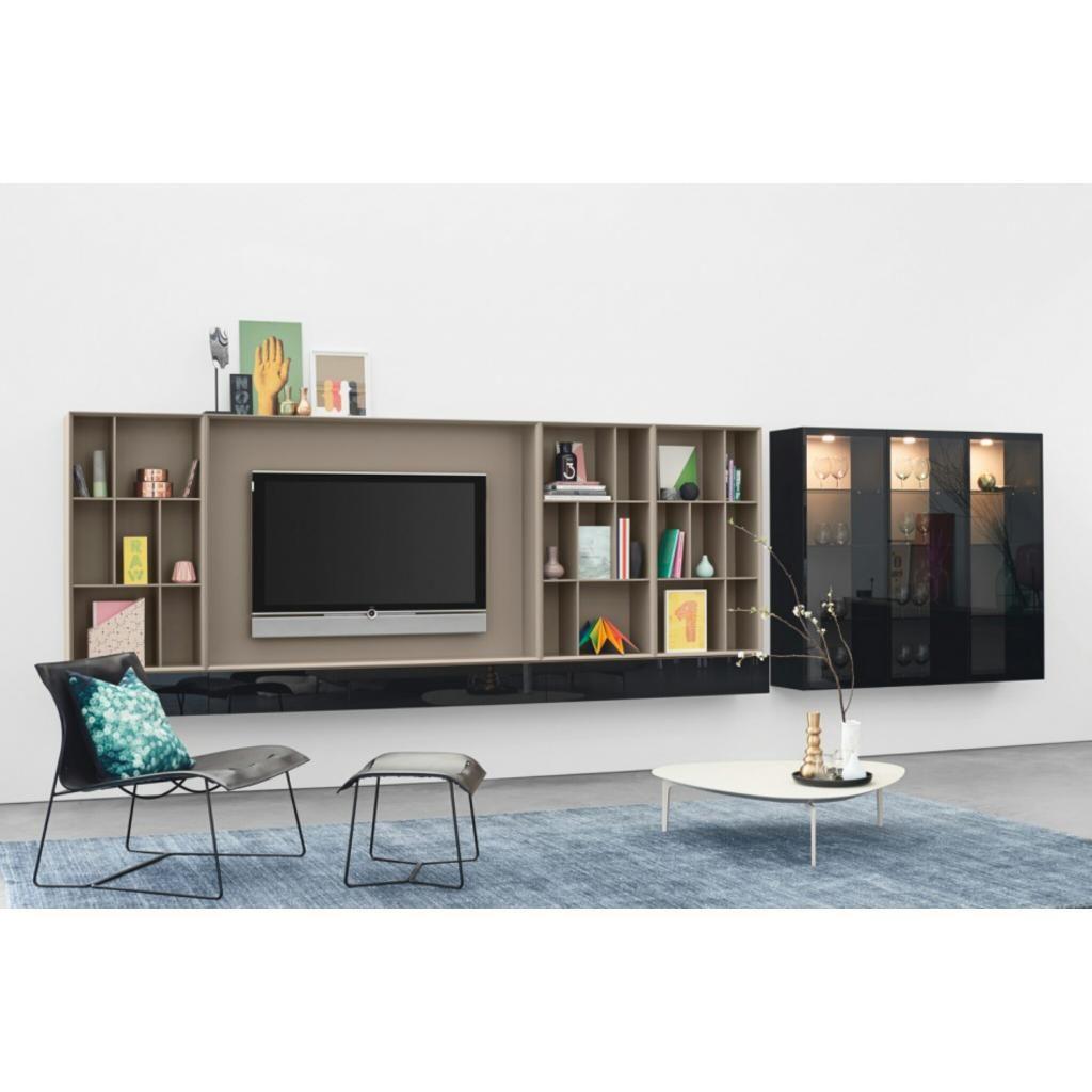 Interior design-ideen wohnzimmer mit tv idealinterier on  walls