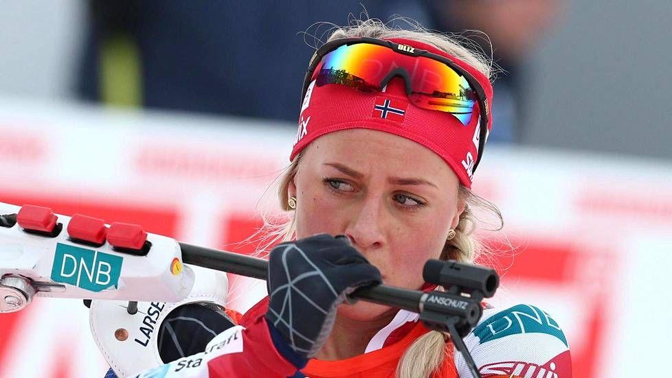 Norjalainen hiihtotähti pelkää leimautumista – teki yllättävän ratkaisun sairaudesta huolimatta