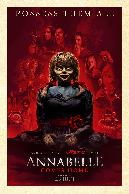 Annabelle comes home filme cmplet dublad em prtugues