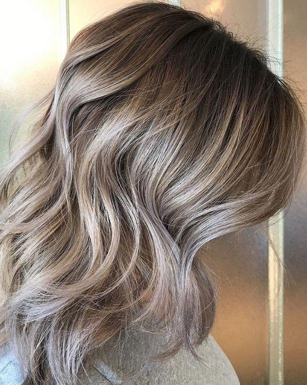 Ash Blonde Stephanie Stylist Brown Blonde Hair Dark Ash Blonde