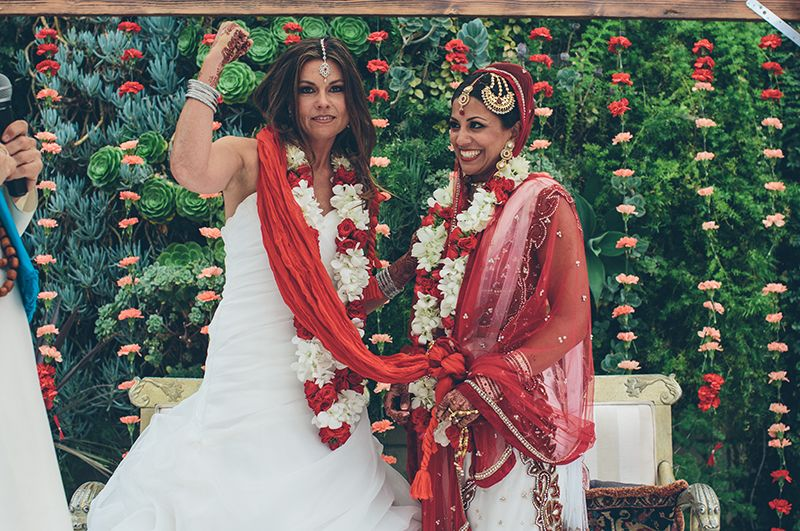 In Rawalpindi, The Two Girls Got Married