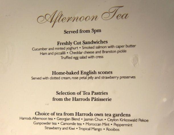At Harrod S Anglophile Afternoon Tea Pinterest Teas