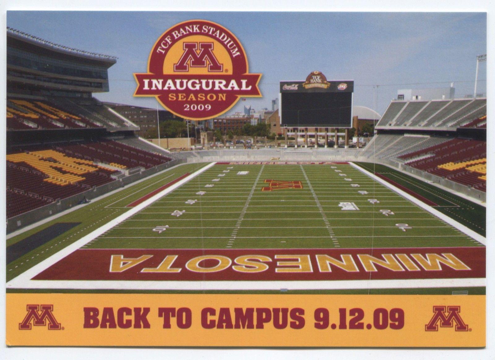 Best Tcf Bank Stadium University Of Minnesota Minneapolis 400 x 300