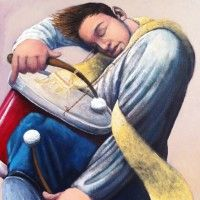 the website for Welsh artist James Donovan