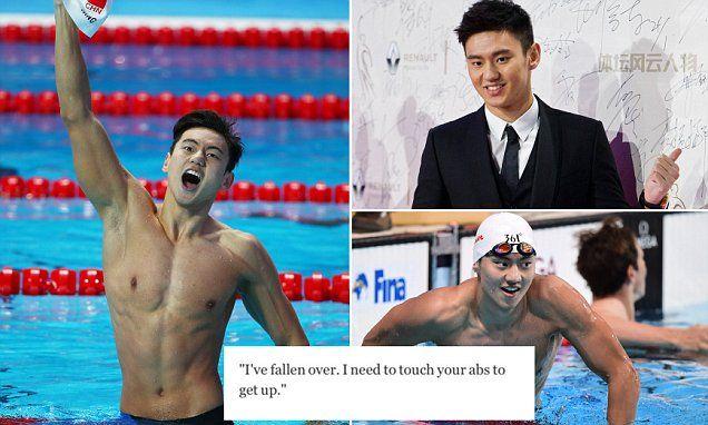 Olympic Hotness - Photos - Meet Ning Zetao: The Chinese