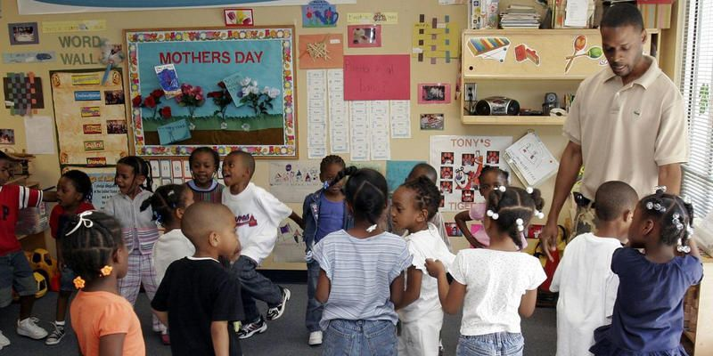Bill Aims To Create More Space For PreK In (With