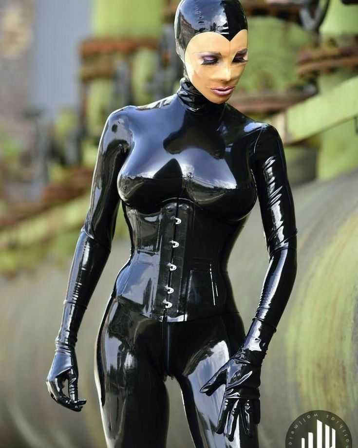 Especial. your Rubber fetish fiction