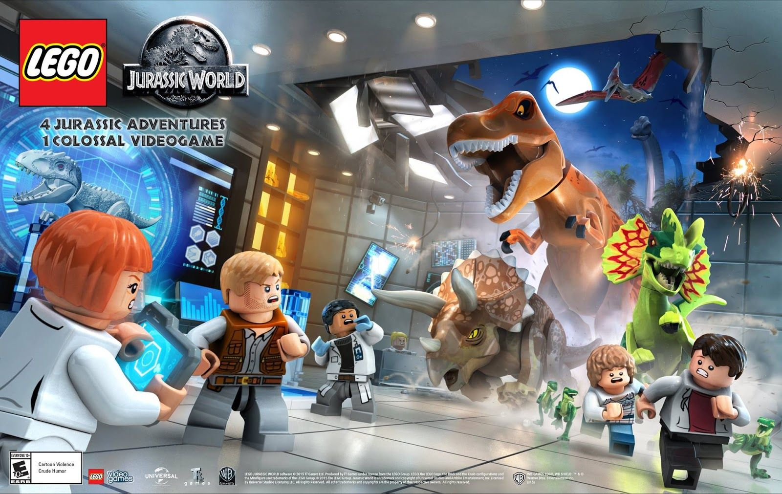 Lego jurassic world sk p google jurassic park pinterest lego lego lego jurassic world gumiabroncs Choice Image