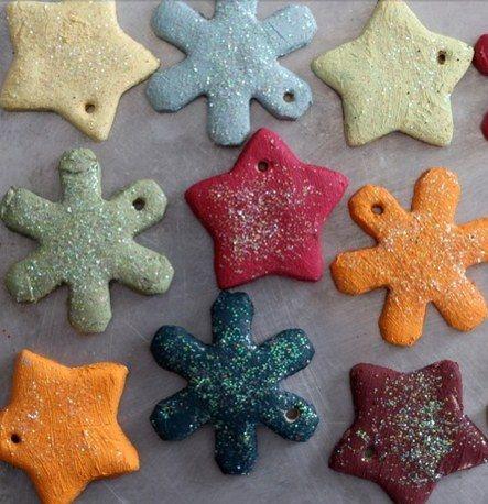 Salt Dough Ornaments | 15 Easy, Fun-To-Make Ornaments For Kids