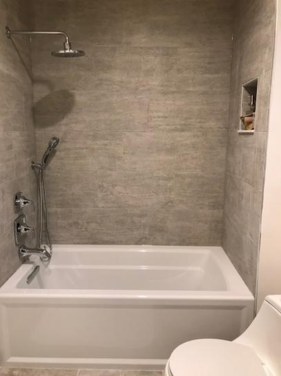 Kohler Archer 60 In Right Hand Drain Rectangular Alcove Bathtub