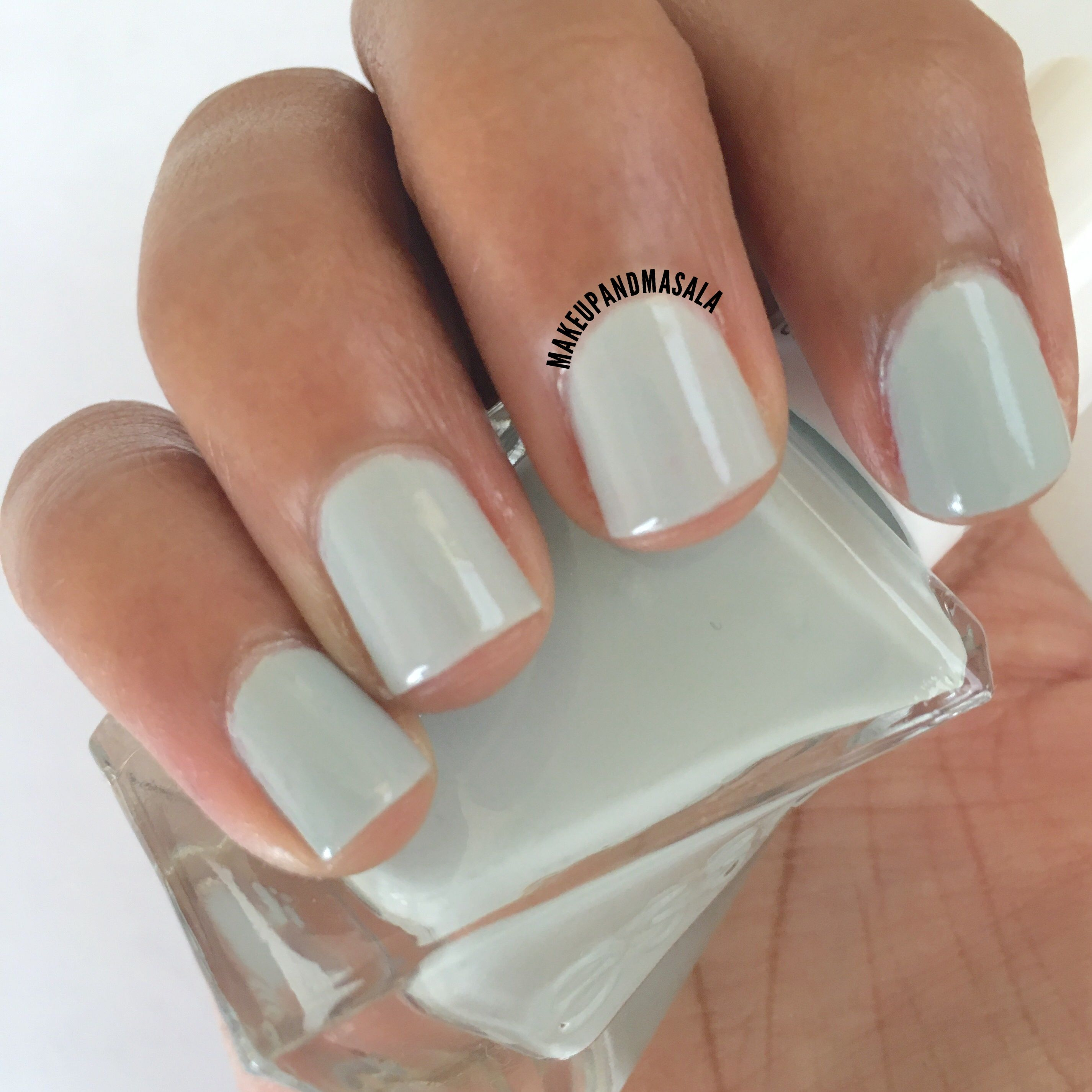 Essie Bridal Couture Gel Collection: Sage You Love Me   Nail ideas ...
