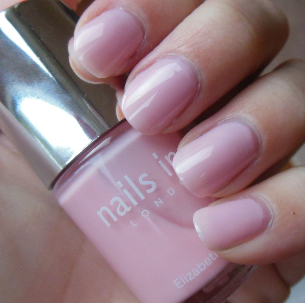 creamy pink | Nail Designs | Pinterest | Glamour magazine and Hot nails