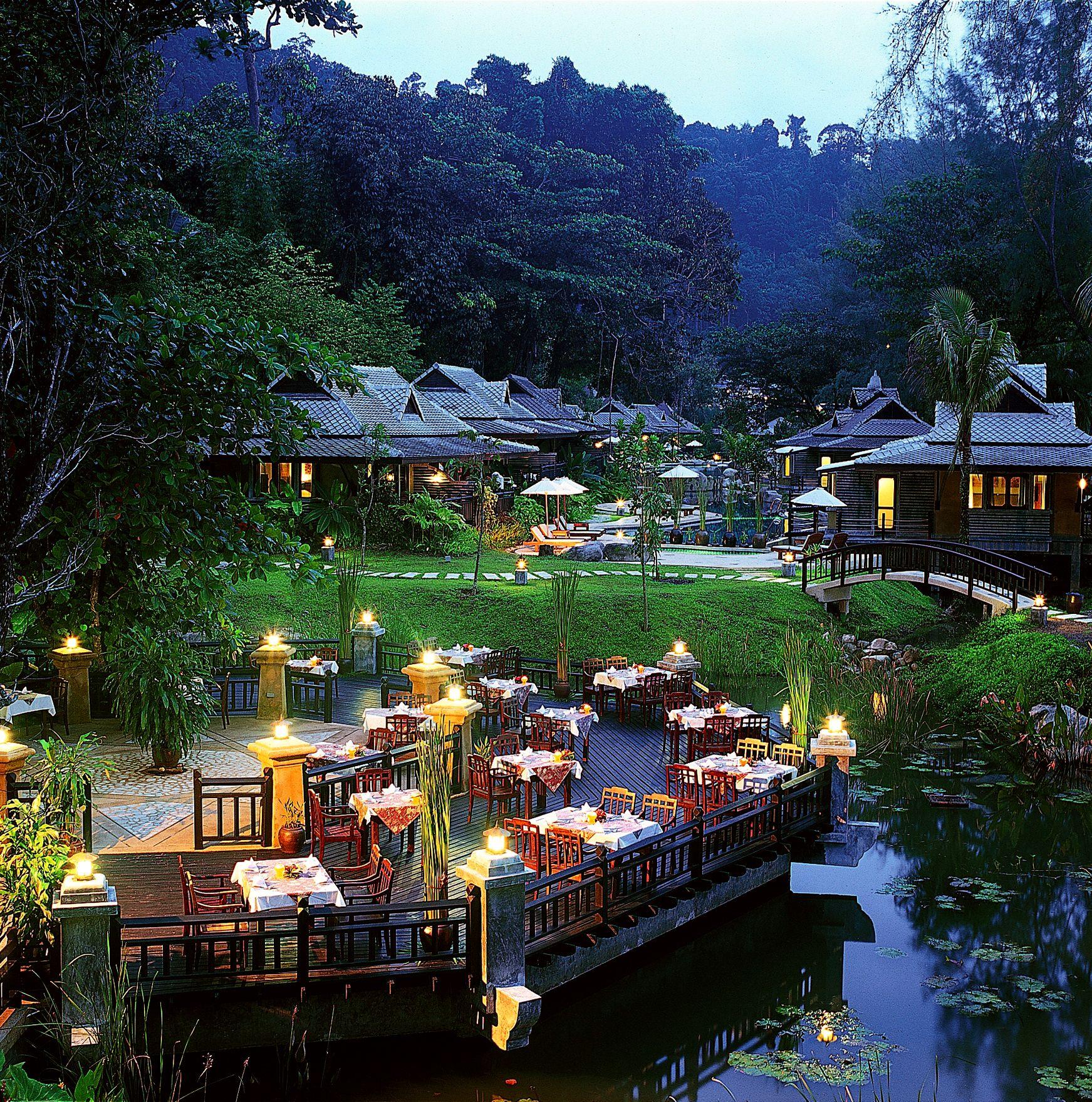 Malila Restaurant Moracea Khao Lak Resort Phan Nga