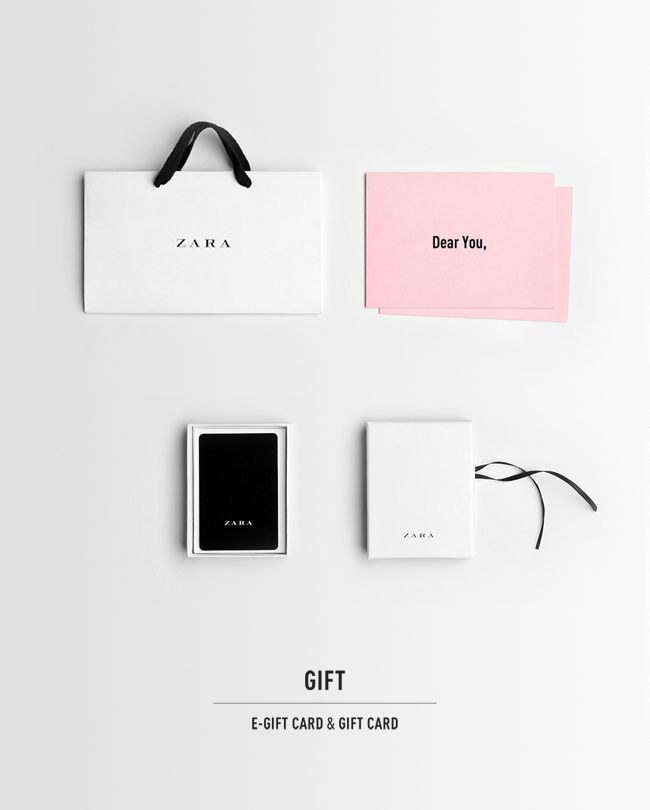 Zara e/gift card. Any amount is perfect! :) http://www.zara.com/us ...