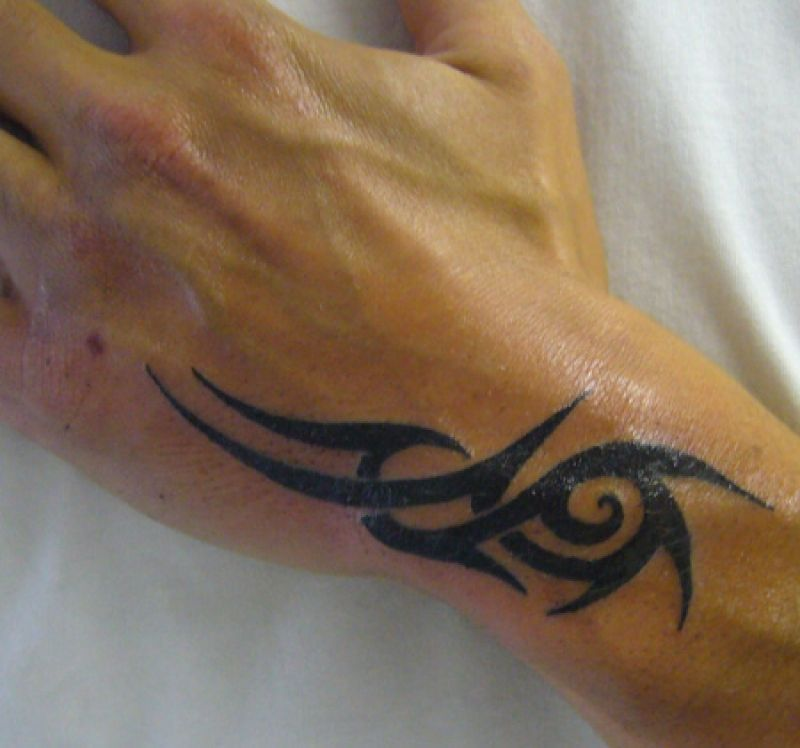 40++ Astonishing Tribal wrist tattoo designs image ideas