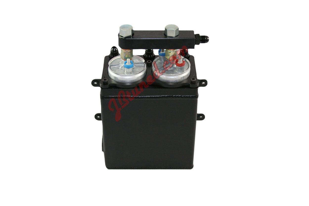 JBtuned - Bosch 044 Dual Fuel Pump Surge Tank, $375.00 (http://www.jbtuned.com/products/bosch-044-dual-fuel-pump-surge-tank.html)
