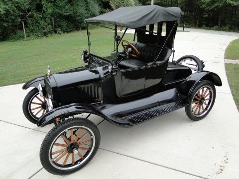 1918 Ford Model T Roadster Ford Models Ford Classic Cars Model T