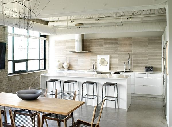 Innovative Industrial Interior Design innovative picture of 16 urban interior design ideas in industrial style 10 urban interior design concept 5 Awesome Kitchen Styles With Modern Flair