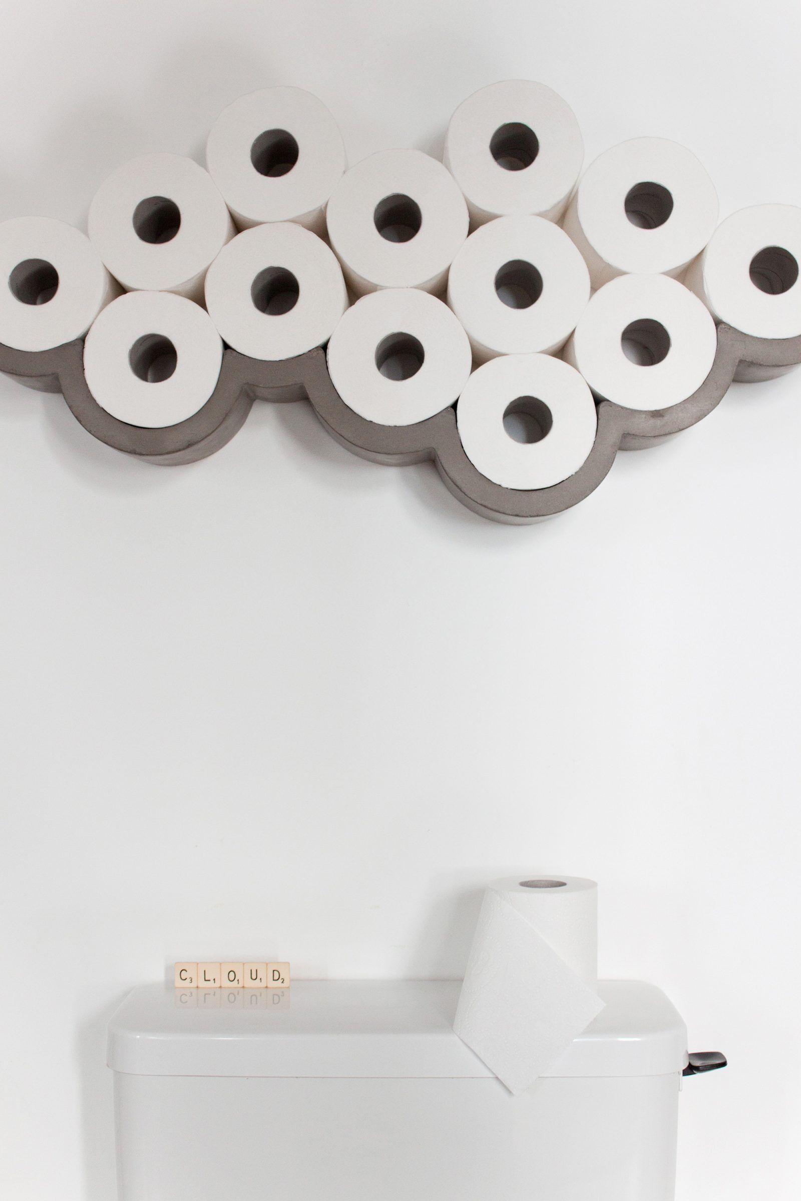 Rangement Papier Toilette Original mobilier et objets déco en béton par lyon béton   petite