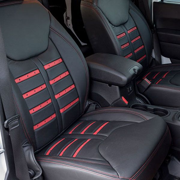 Alea F 1 Leather Interior For Wrangler Jk Hot Rods Jeep Wrangler