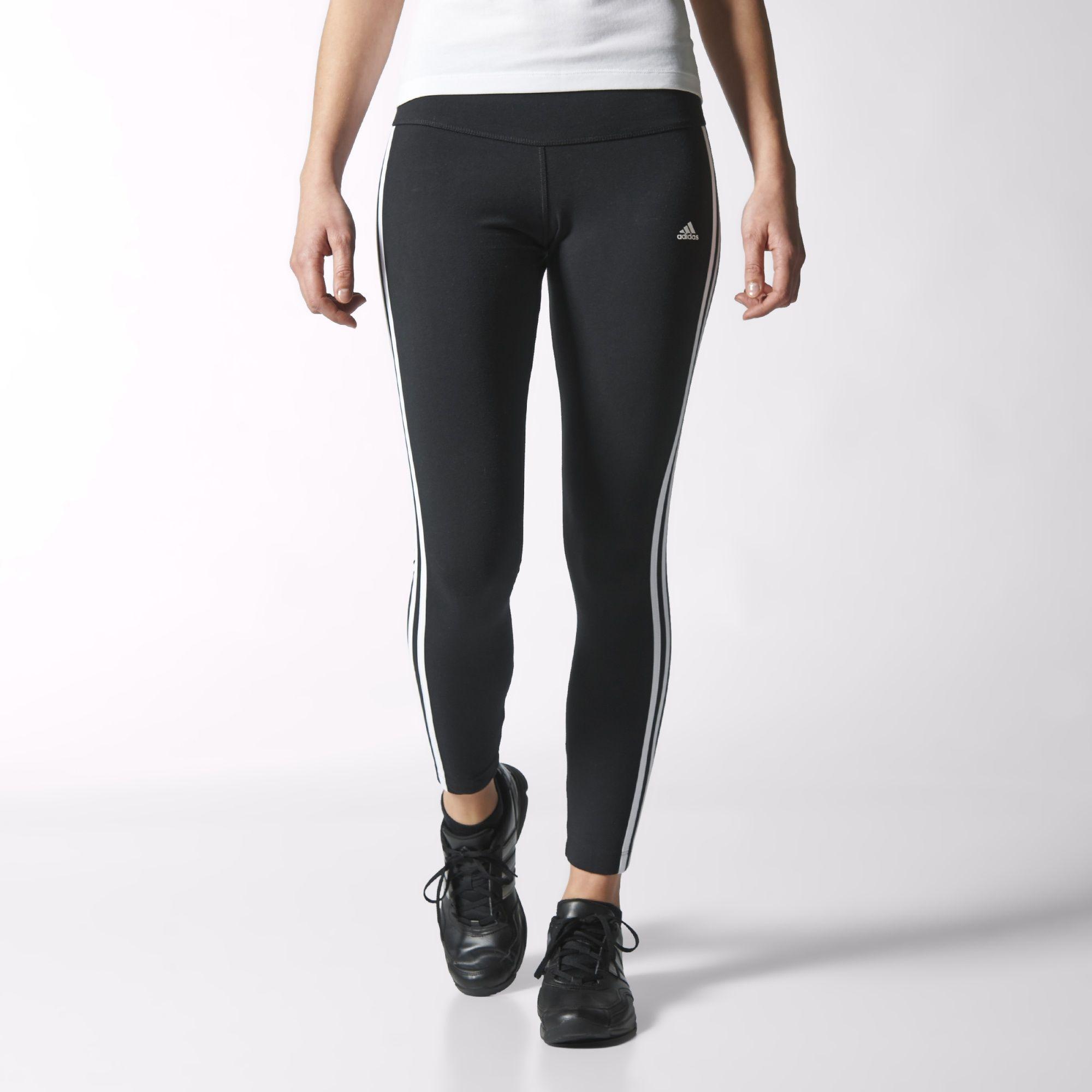 Black · adidas - Sport Essentials Tights