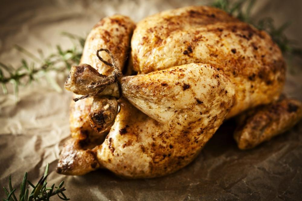 La receta de pollo falso de Beijing es saludable y barata