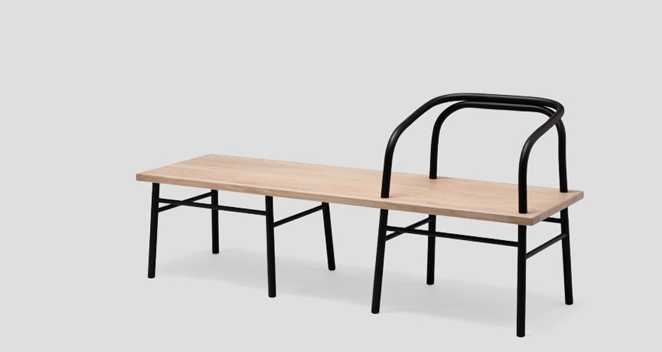 Elegant Table, Bench, Chair By Industrial Facility Sam Hecht Design Ideas