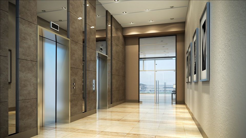 Private lift lobby design ideas google search lift for Elevator flooring options